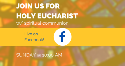 Holy Eucharist (Facebook)